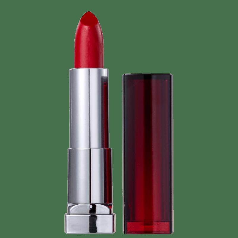 Maybelline Color Sensational Made for All Vermelho para Mim - Batom Cremoso 2,2g