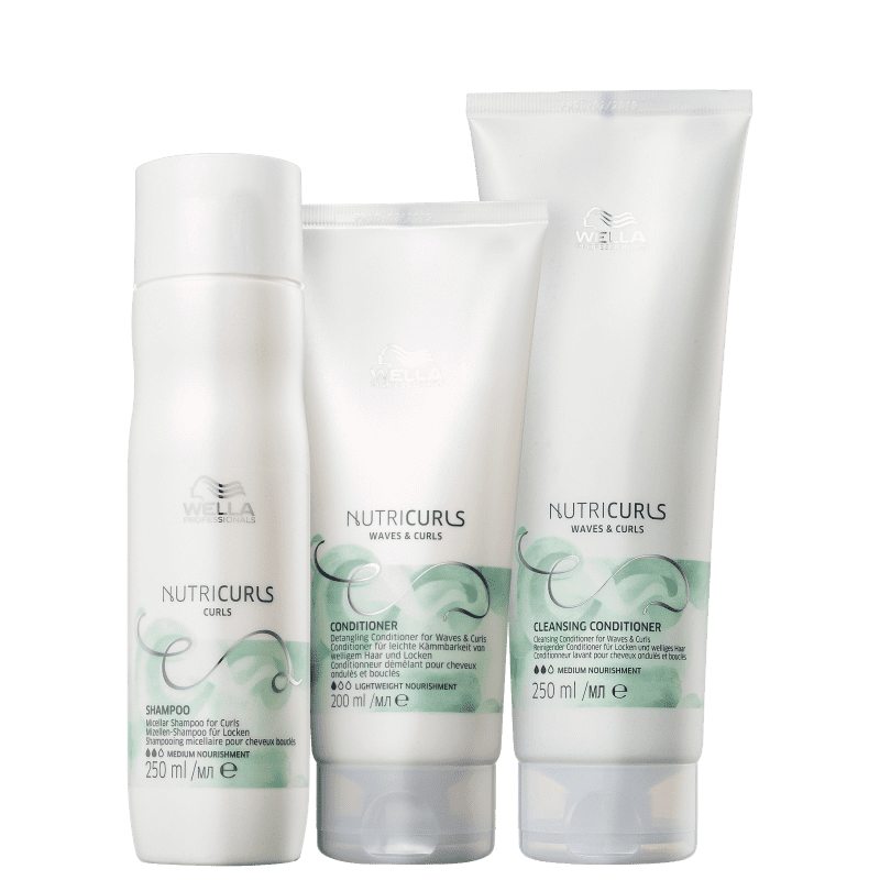 Kit Wella Professionals Home Care (3 Produtos)