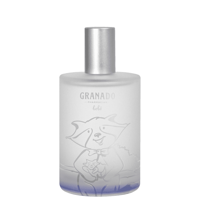Lavanda Bebê Granado Eau de Cologne - Perfume Infantil 100ml