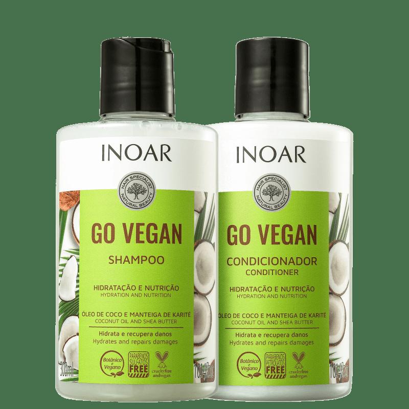 Kit Inoar Go Vegan Duo (2 Produtos)