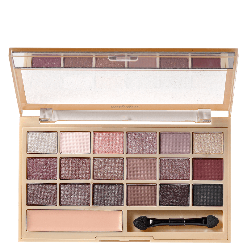 Ruby Rose Be Wonderful - Paleta de Sombras 16g