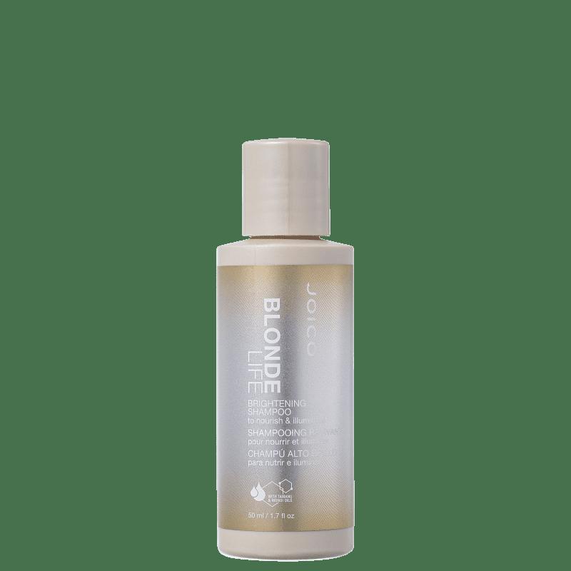 Joico Blonde Life Brightening - Shampoo sem Sulfato 50ml