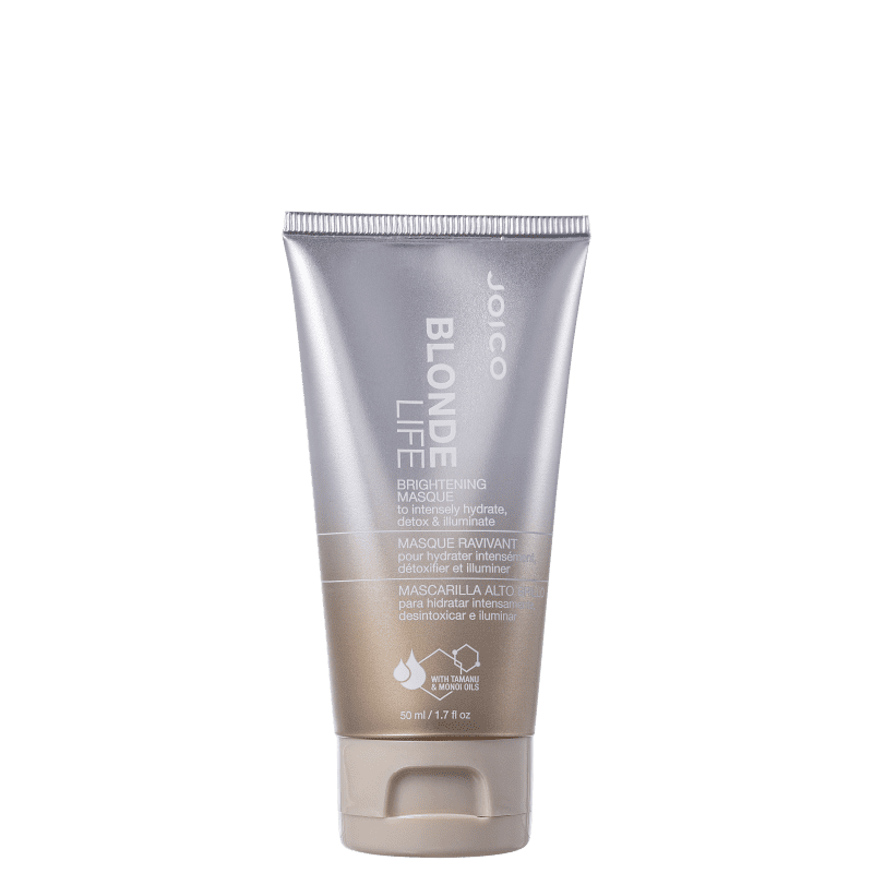 Joico Blonde Life Brightening - Máscara Capilar 50ml