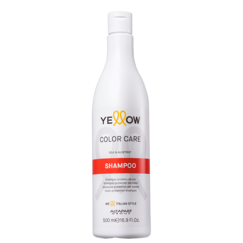 Yellow Color Care - Shampoo 500ml