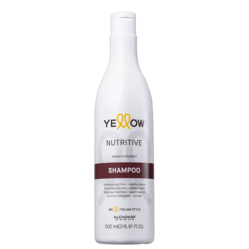 Yellow Nutritive - Shampoo 500ml