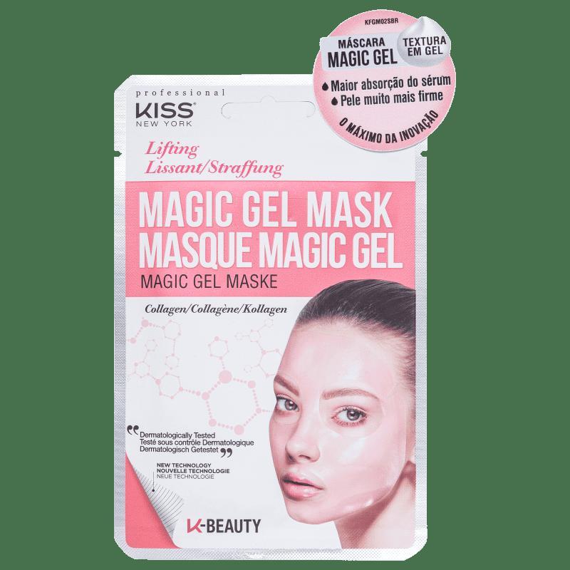 Kiss New York Magic Gel Collagen - Máscara Facial 23ml