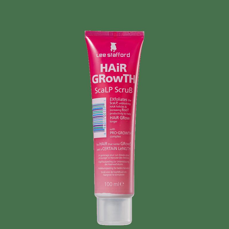 Lee Stafford Hair Growth Scalp Scrub - Tratamento Esfoliante 100ml