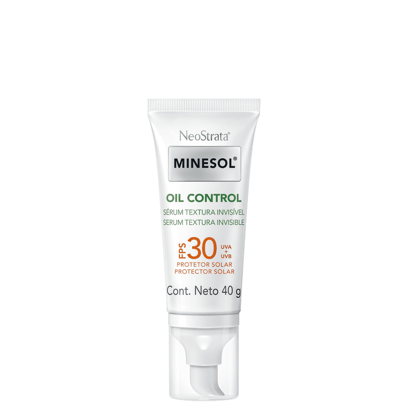 NeoStrata Minesol Oil Control Sérum FPS 30 - Protetor Solar 40g