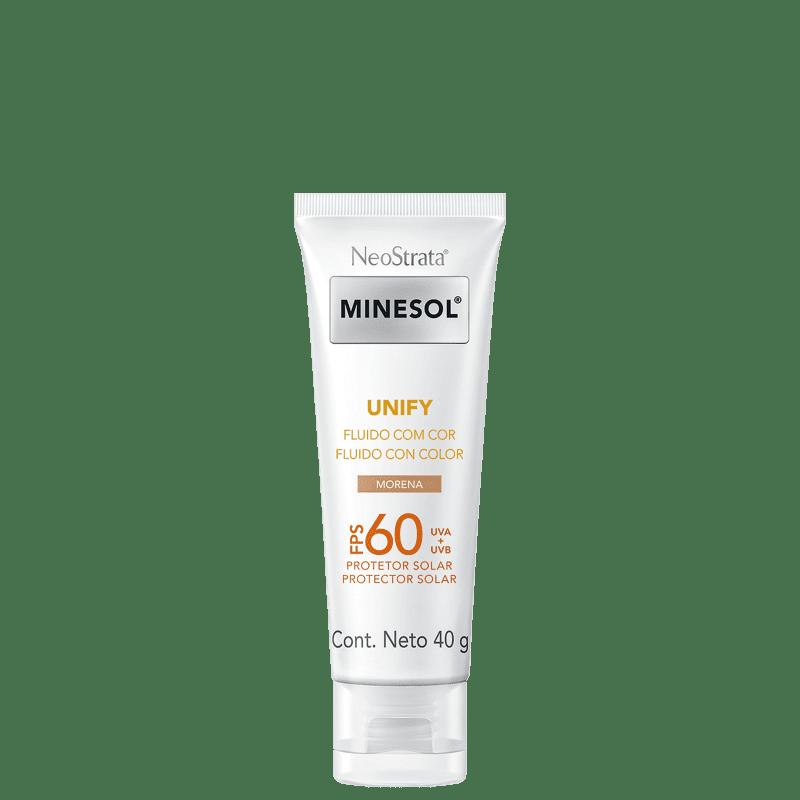 NeoStrata Minesol Unify Morena FPS 60 - Protetor Solar com Cor 40g