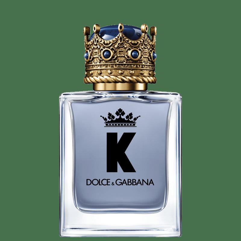 K Dolce & Gabbana Eau de Toilette - Perfume Masculino 50ml