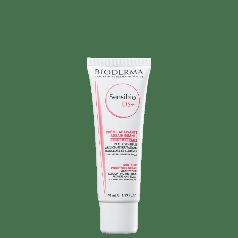 Bioderma Sensibio DS+ Antidescamação & Antivermelhidão - Creme Hidratante Facial 40ml
