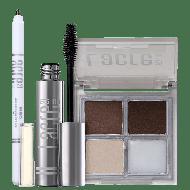 Kit Lacre21 Olhar Poderoso (3 Produtos)