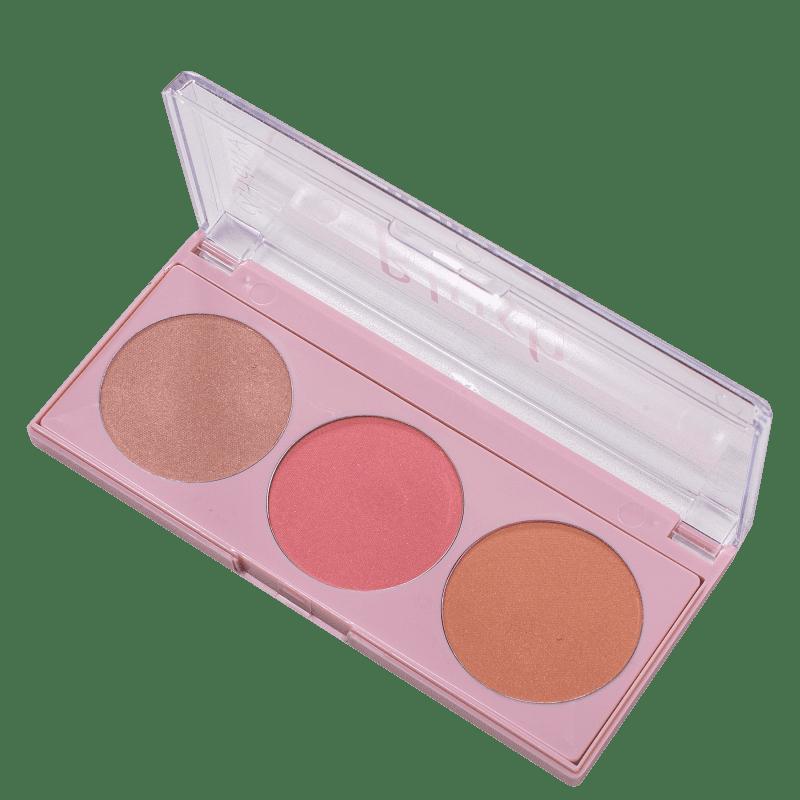Zanphy 01 - Paleta de Blush 15g