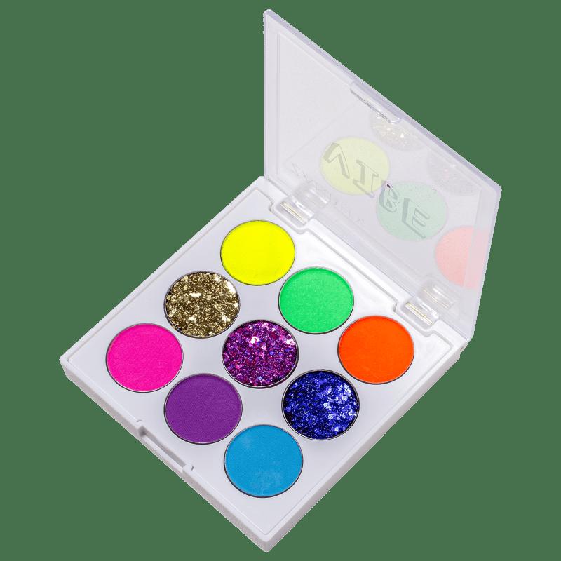 Zanphy Vibe Neon 01 - Paleta de Sombras 11,7g
