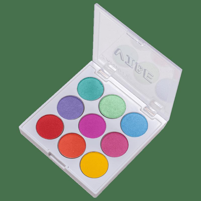 Zanphy Vibe Neon 03 - Paleta de Sombras 11,7g