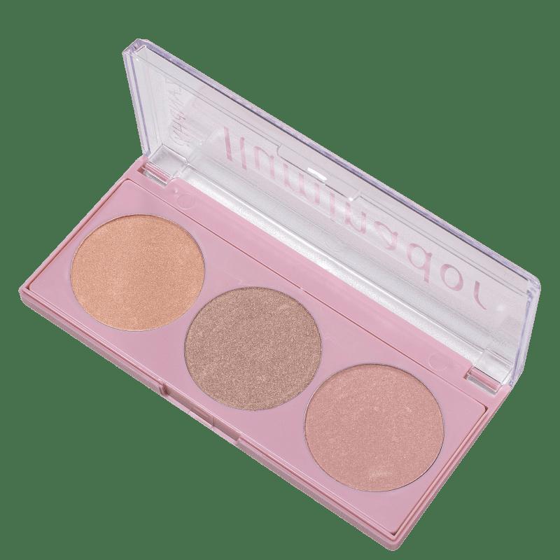 Zanphy 01 - Paleta de Iluminador 15g