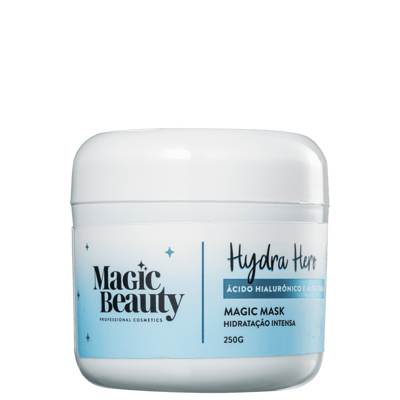 Magic Beauty Hydra Hero - Máscara Capilar 250g