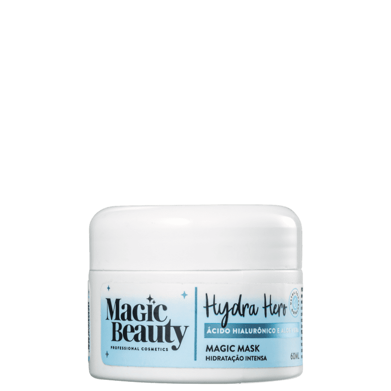 Magic Beauty Hydra Hero - Máscara Capilar 60g
