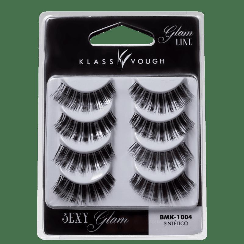 Klass Vough Sexy Glam 4 Pares - Cílios Postiços 20g