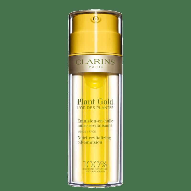 Clarins Plant Gold - Óleo Hidratante Facial 38ml