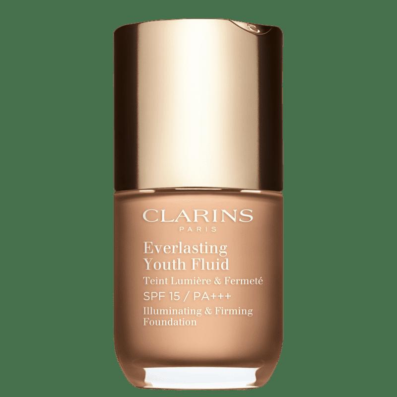 Clarins Everlasting Youth Fluid 108 Areia - Base Líquida 30ml