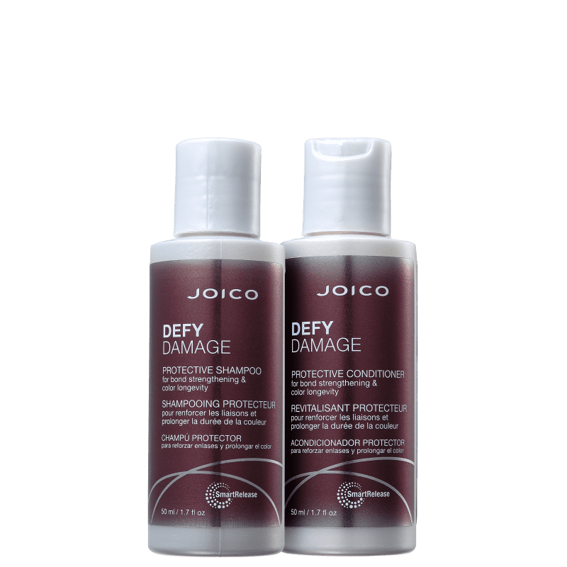 Kit Joico Defy Damage Protective Duo Travel (2 Produtos)