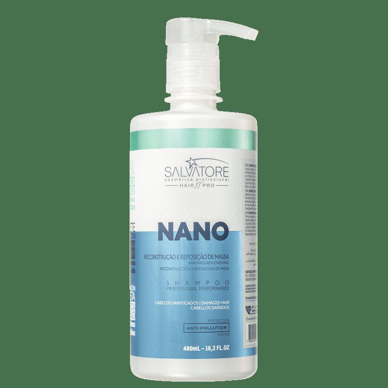 Salvatore Nano Reconstrutor - Shampoo 480ml