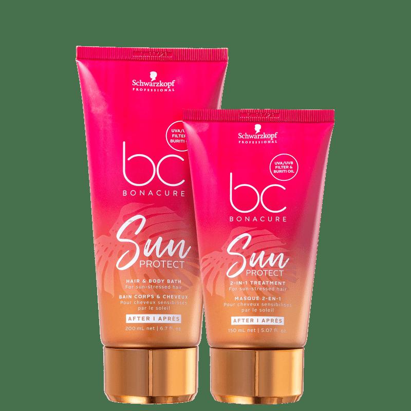 Kit Schwarzkopf Professional BC Bonacure Sun Protect Duo (2 Produtos)