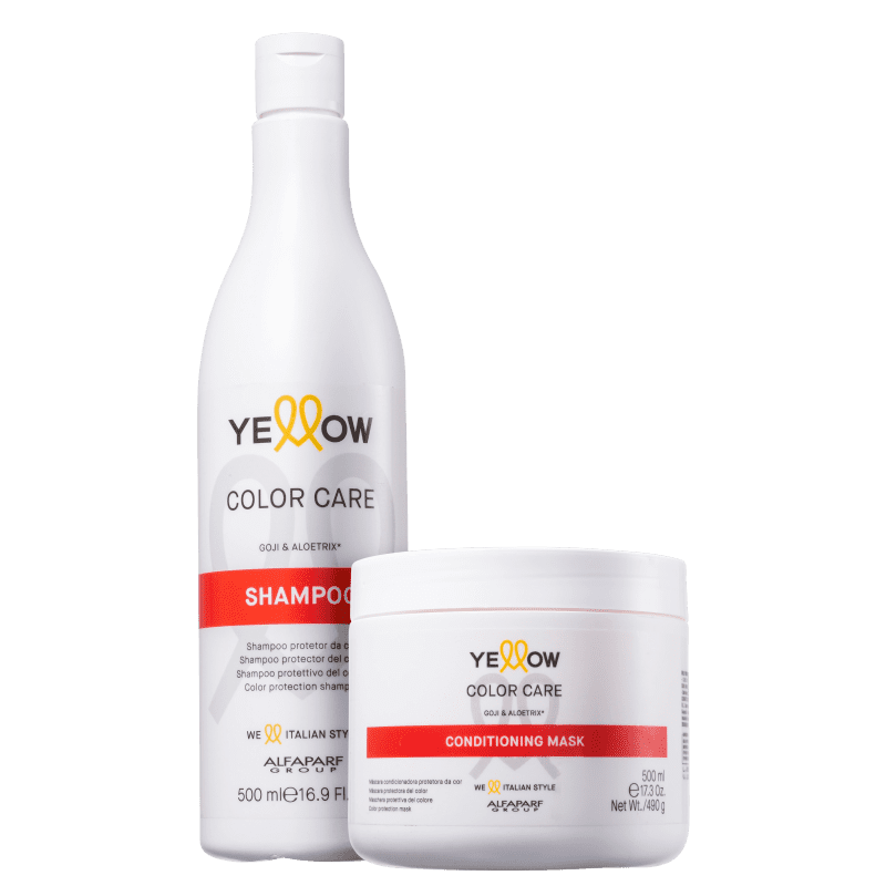 Kit Yellow Color Care (2 Produtos)