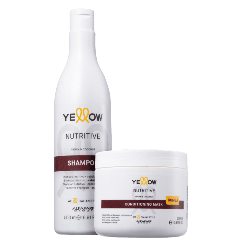 Kit Yellow Nutritive (2 Produtos)