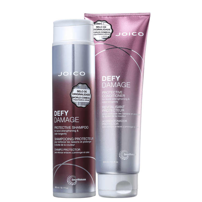 Kit Joico Defy Damage Home Care Duo (2 Produtos)