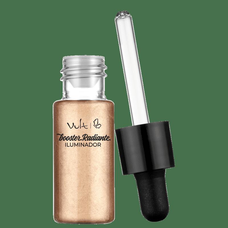 Iluminador Líquido Vult Booster Radiante Gold 19ml