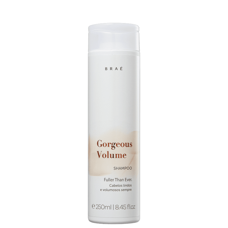 BRAÉ Gorgeous Volume - Shampoo 250ml