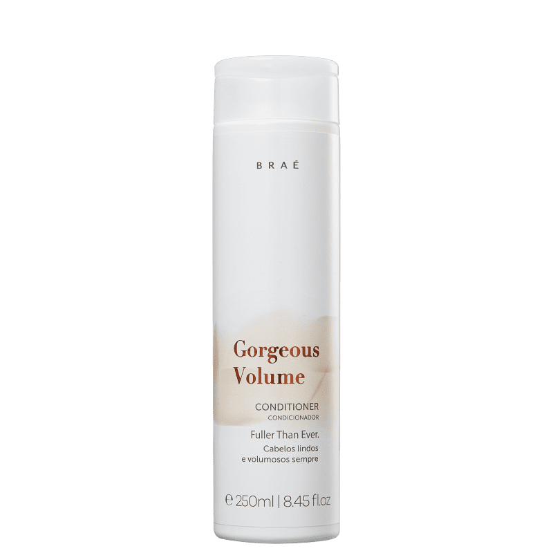 BRAÉ Gorgeous Volume - Condicionador 250ml
