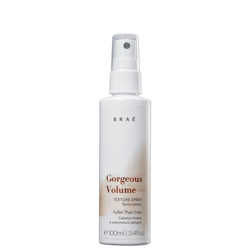 BRAÉ Gorgeous Volume - Spray Texturizador 100ml