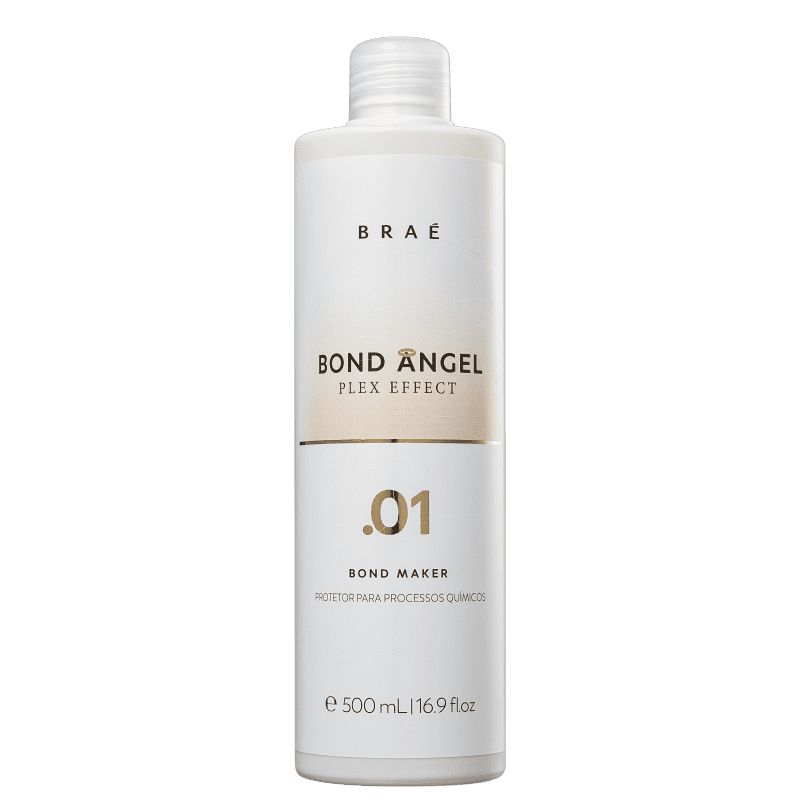 BRAÉ Bond Angel Plex Effect N°1 Bond Maker - Tratamento Protetor 500ml