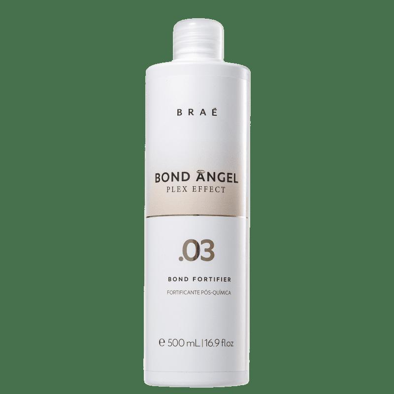 BRAÉ Bond Angel Plex Effect N°3 Bond Fortifier - Tratamento Fortificante 500ml