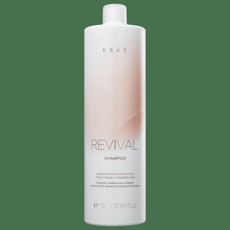 BRAÉ Revival - Shampoo 1000ml