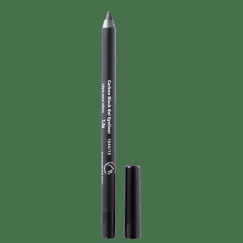 Catharine Hill Gel Carbon Black - Lápis Delineador para Olhos 4g