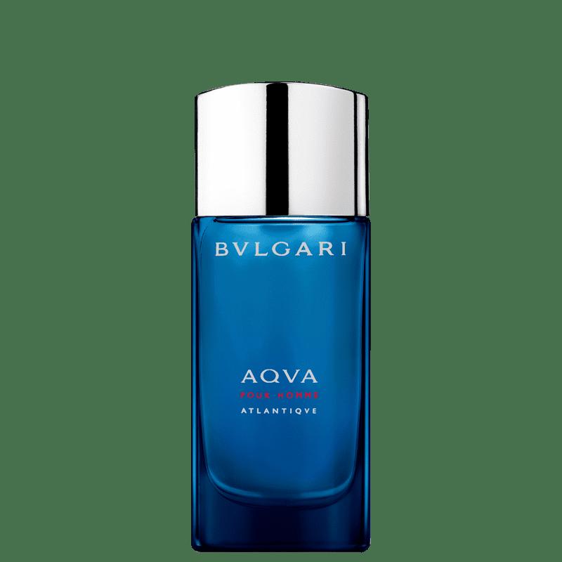 Aqva Pour Homme Atlantiqve Bvlgari Eau de Toilette - Perfume Masculino 30ml