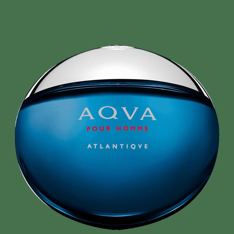 Aqva Pour Homme Atlantiqve Bvlgari Eau de Toilette - Perfume Masculino 100ml