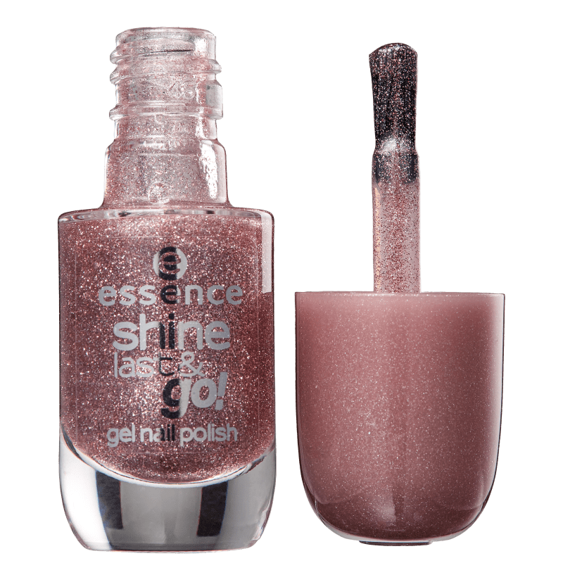 Essence Shine, Last & Go 11 My Sparkling Darling - Esmalte Cintilante 8ml