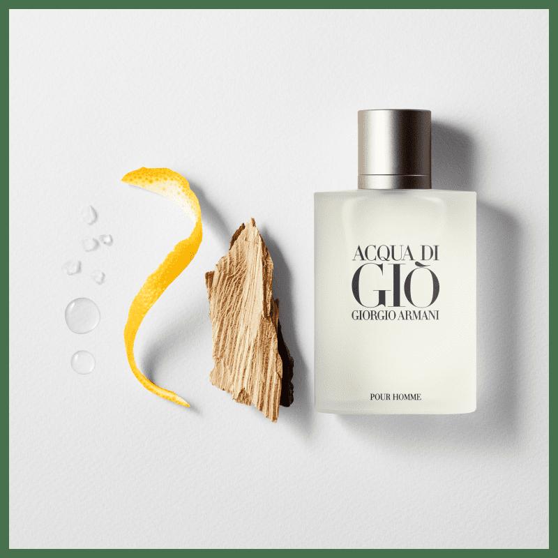 4123fcc90 Acqua di Giò Pour Homme Giorgio Armani Eau de Toilette - Perfume Masculino  100ml. ‹ ›