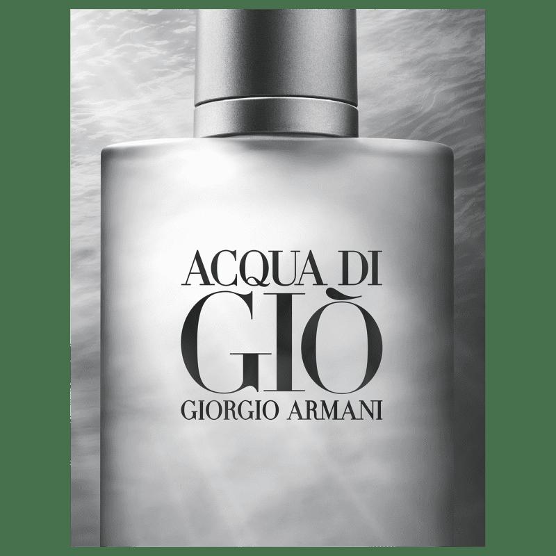1b097c522 Acqua di Giò Pour Homme Giorgio Armani Eau de Toilette - Perfume Masculino  100ml