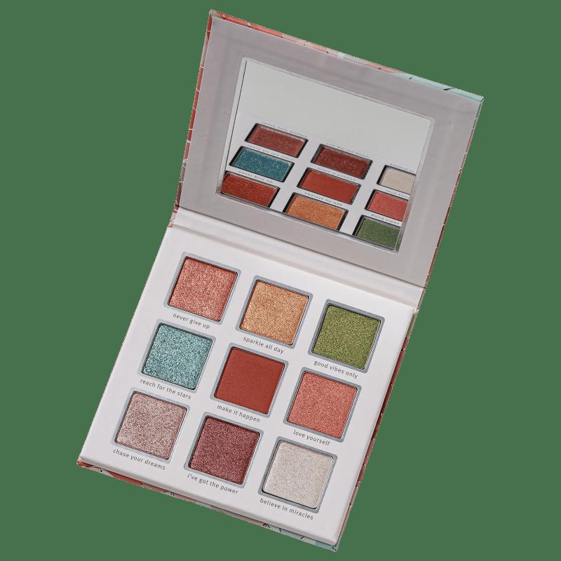 Essence Crystal-Iced - Paleta de Sombras 13,5g