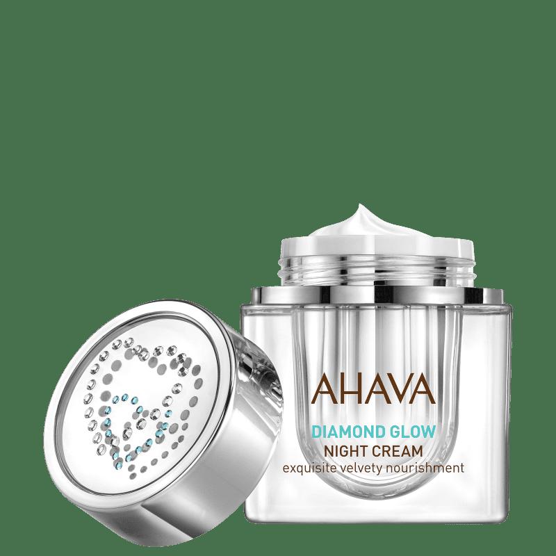 Ahava Diamond Glow Night - Creme Anti-Idade 50ml