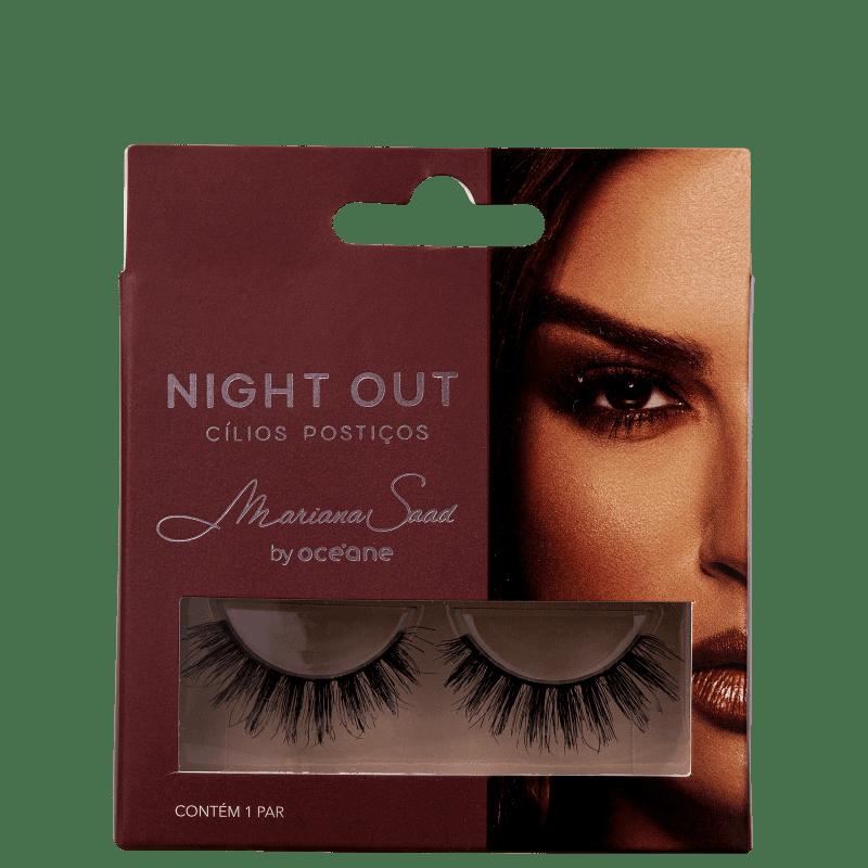 Océane Eyelashes Night Out - Cílios Postiços