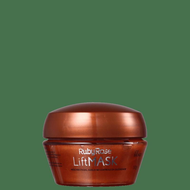 Ruby Rose Liftmask Bronze - Máscara Facial 50g