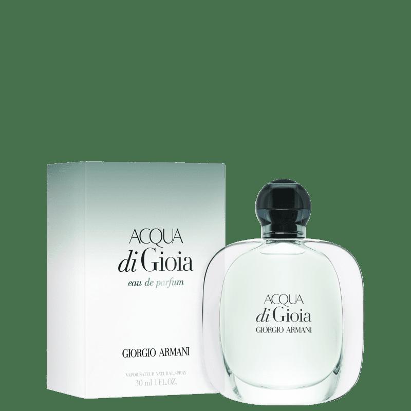 7fa9da3f1826a Acqua di Gioia Giorgio Armani Eau de Parfum - Perfume Feminino 30ml