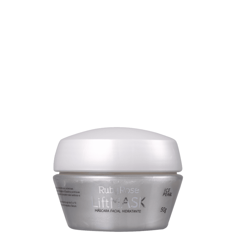 Ruby Rose Liftmask Ice Pearl - Máscara Facial 50g
